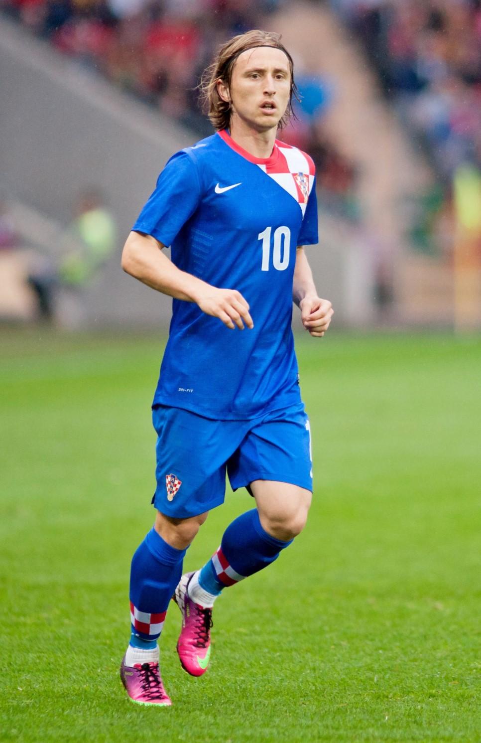 Luka Modrić 사진