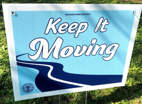 Keep It Moving as Bloomingdale Trail Reopens