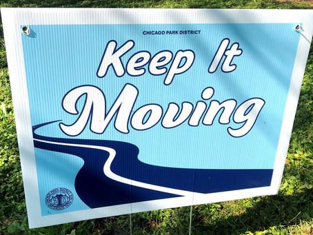 Keep It Moving as Bloomingdale Trail Reopens