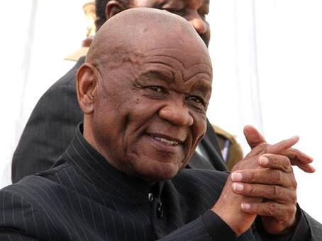 Lesotho's PM Thomas Thabane To Step Down
