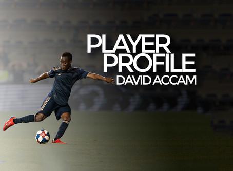 Player Profile: David Accam