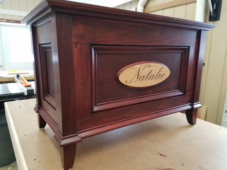 Hope Chest Build