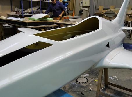 Hispano Avaicion BULL M01 is ready