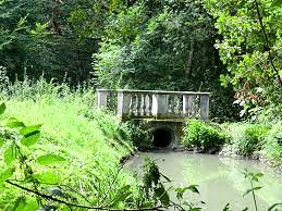 1887 'The Saunterer' walks by Ockenden House and Cuckfield Park