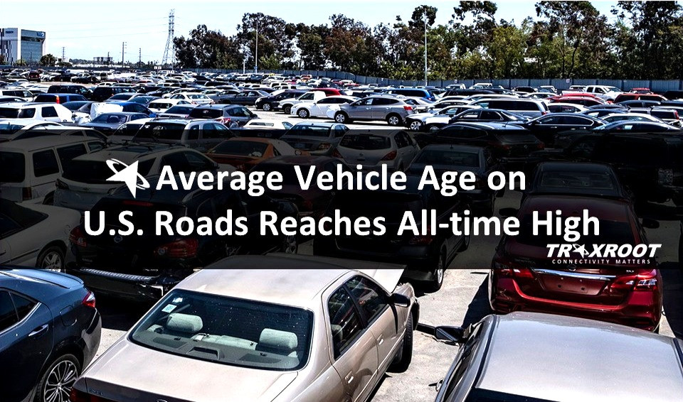 Average Vehicle Age on U.S. Roads Reaches All-time High