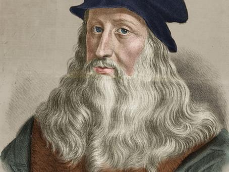 47.  Leonardo da Vinci - The Versatile Genius Numero Uno