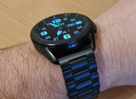 Металлический браслет для Galaxy Watch 3