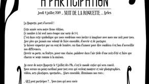 Arles 2019 : La Nuit de la Roquette