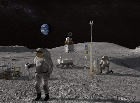 La NASA mantiene objetivo de regreso a la luna en 2024 y estima que costará USD 16.000 millones