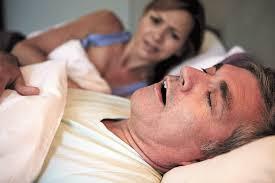 Ronco, insônia e os riscos de AVC