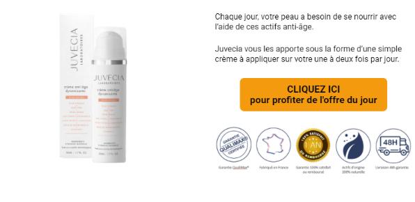 Juvecia Creme Avis {FRANCE} - Anti-âge Biovancia Prix en Pharmacie!   SlipstreamTI