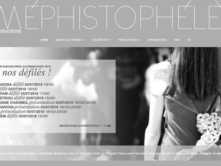 Fashion Week in Paris! A few hours left...!