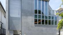 都内一等地に地上3階建てRC住宅の完成。2020.07.26