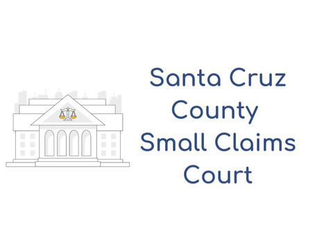Santa Cruz County Small Claims