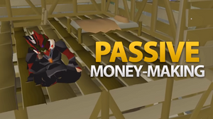 Passive Money-Making Guide (OSRS)