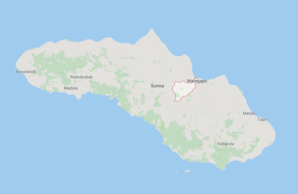 Waingapu, Pulau Sumba - NTT