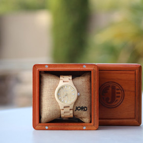 Wooden Watches | The Perfect Valentine's Day Gift