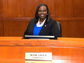 36 year old Florida City Commissioner hospitalized with Covid pneumonia talks about her battle.
