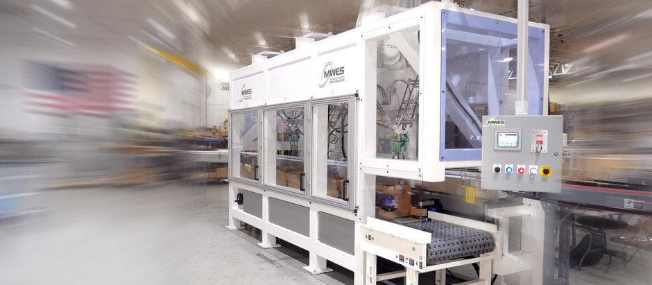Learn how our case packers can increase throughput!