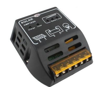 10A 12V 24V Solar Panel Charger Controler(S-DIY-0171)