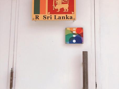 薬院のスリランカ料理 カレーのお店へ❗️ Rスリランカ