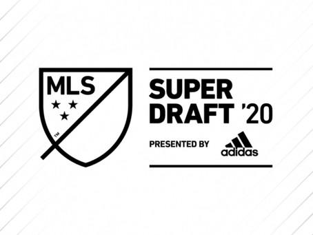 MLS 2020 SuperDraft Live Blog