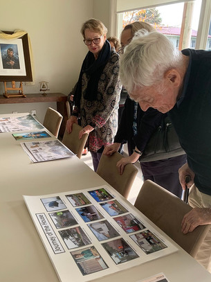 Hillary House visits spark memories