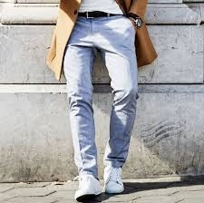 Real Men Wear Pants. I Think.