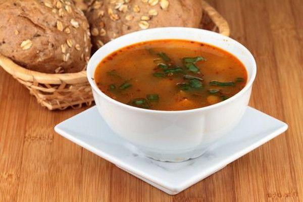 Recept na zdravou gulášovou polévku