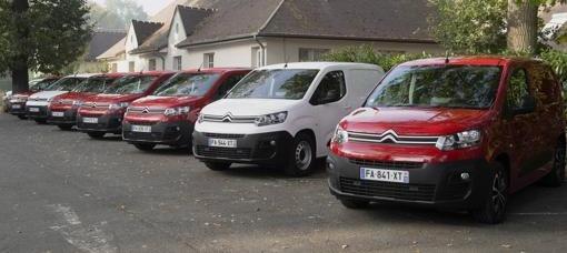 Août 2020 - Marché utilitaires FRANCE : Citroën et le Berlingo en tête des ventes