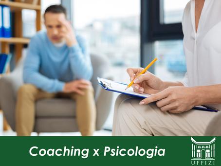 Coaching x Psicologia