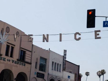 48 Hours Solo In Venice Beach & Santa Monica: What To See/Do   Budget Travel Guide