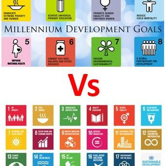 SDGs VS MDGs; What is done? and What going to be done?