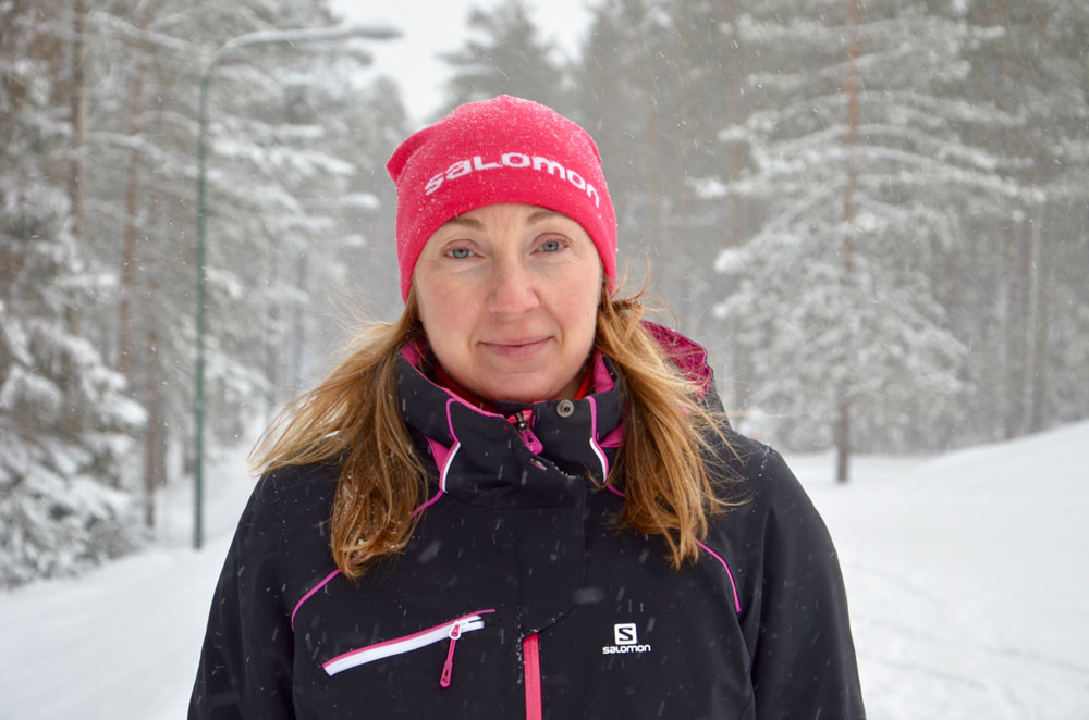 #snölagring #Luleåtekniskauniversitet #skidanläggning #lagrasnö