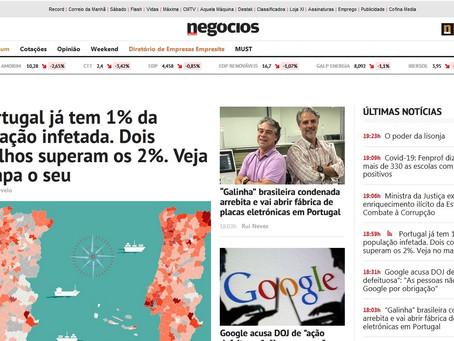 Jornal de Negócios - Portugal