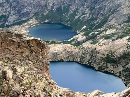 Le Lac de Melo et Capitello