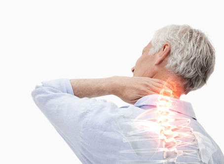 How Aging Affects Your Cervical Spine