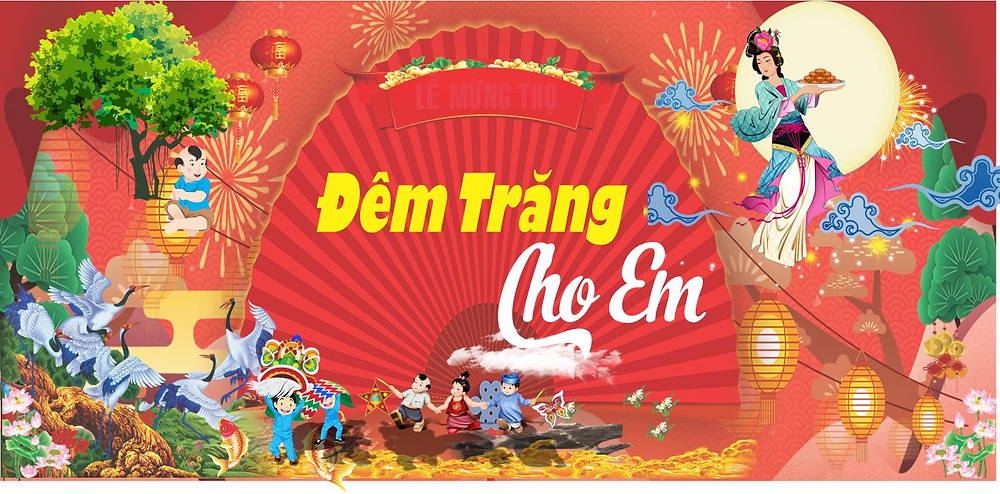 Download Free Vector Trung Thu - Trung Thu Vector Corel CDR Part15