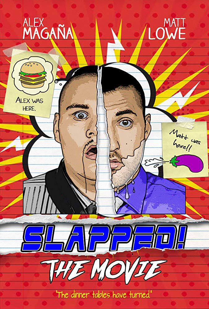 Slapped! The Movie poster