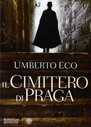 Il Cimitero di Praga, Umberto Eco