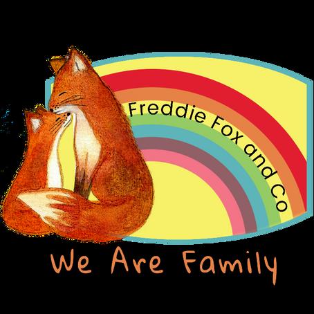 Freddie Fox & Co Family Blog 2nd Birthday Special