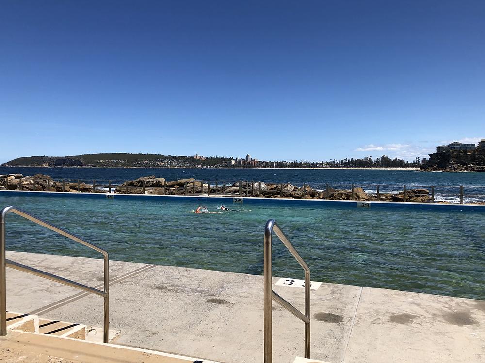 freshwater beach swimming pool, freshwater, australia, ocean, swimming olympic pool