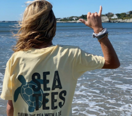 Saving the Sea with a Tee