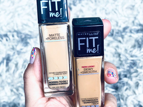 Spilling the deets on my personal must-have FOUNDATIONS!