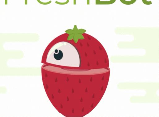 FreshBot on Fruit Logistica 2019