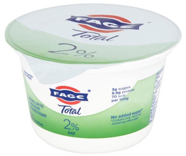 Fage Total Plain Yoghurt