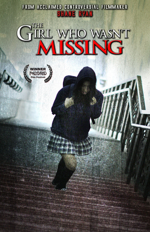 The Girl Who Wasn't Missing movie poster