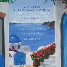 Elysian Foods is proud to support the Miramar-based Odysseus Brotherhood's Christmas dinner