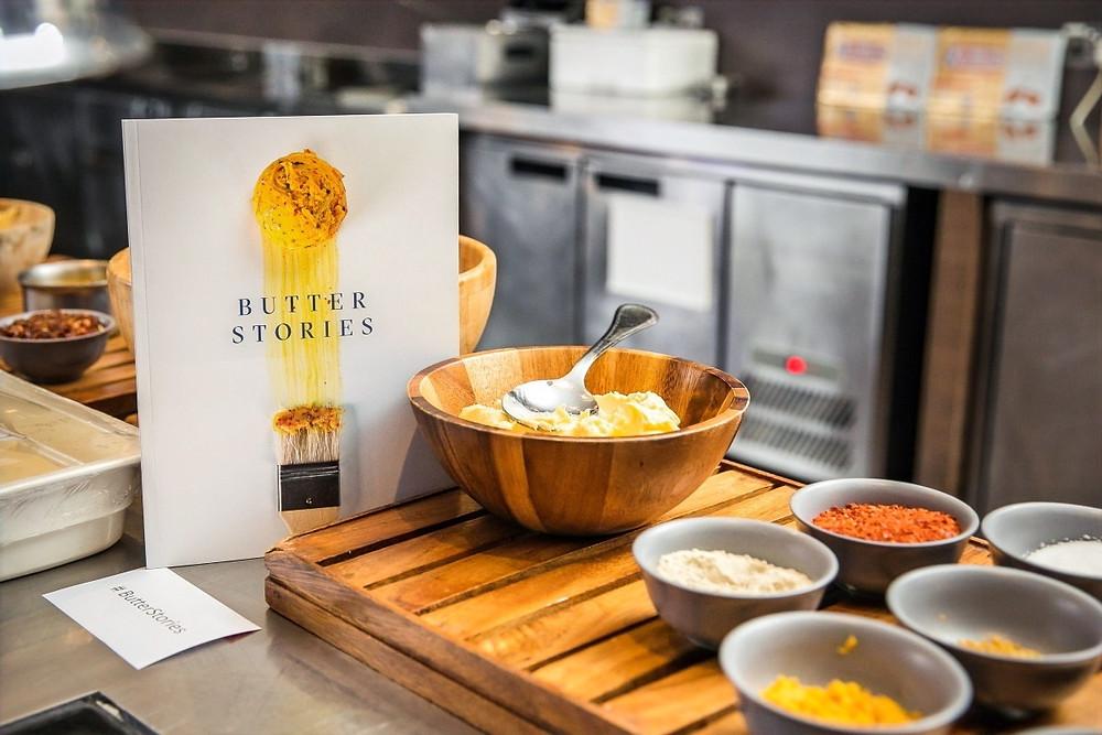 Dubai-Based Chef Shines a Light on European Butter
