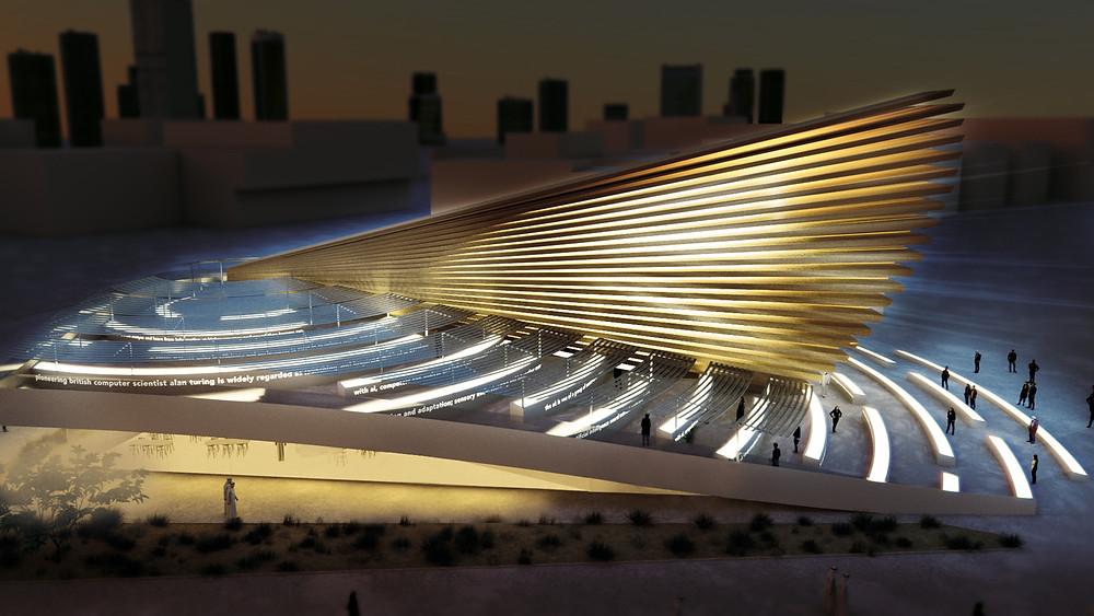 Es Devlin, Dubai Expo 2020 İngiltere Pavilyonu'nu Tasarlayacak